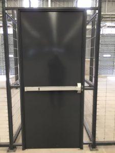 Obras- Puertas de seguridad 2