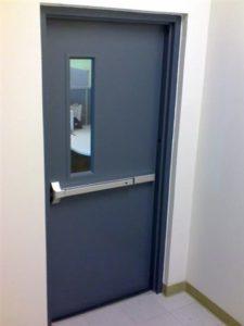 Puertas de emergencia 8 - Protec
