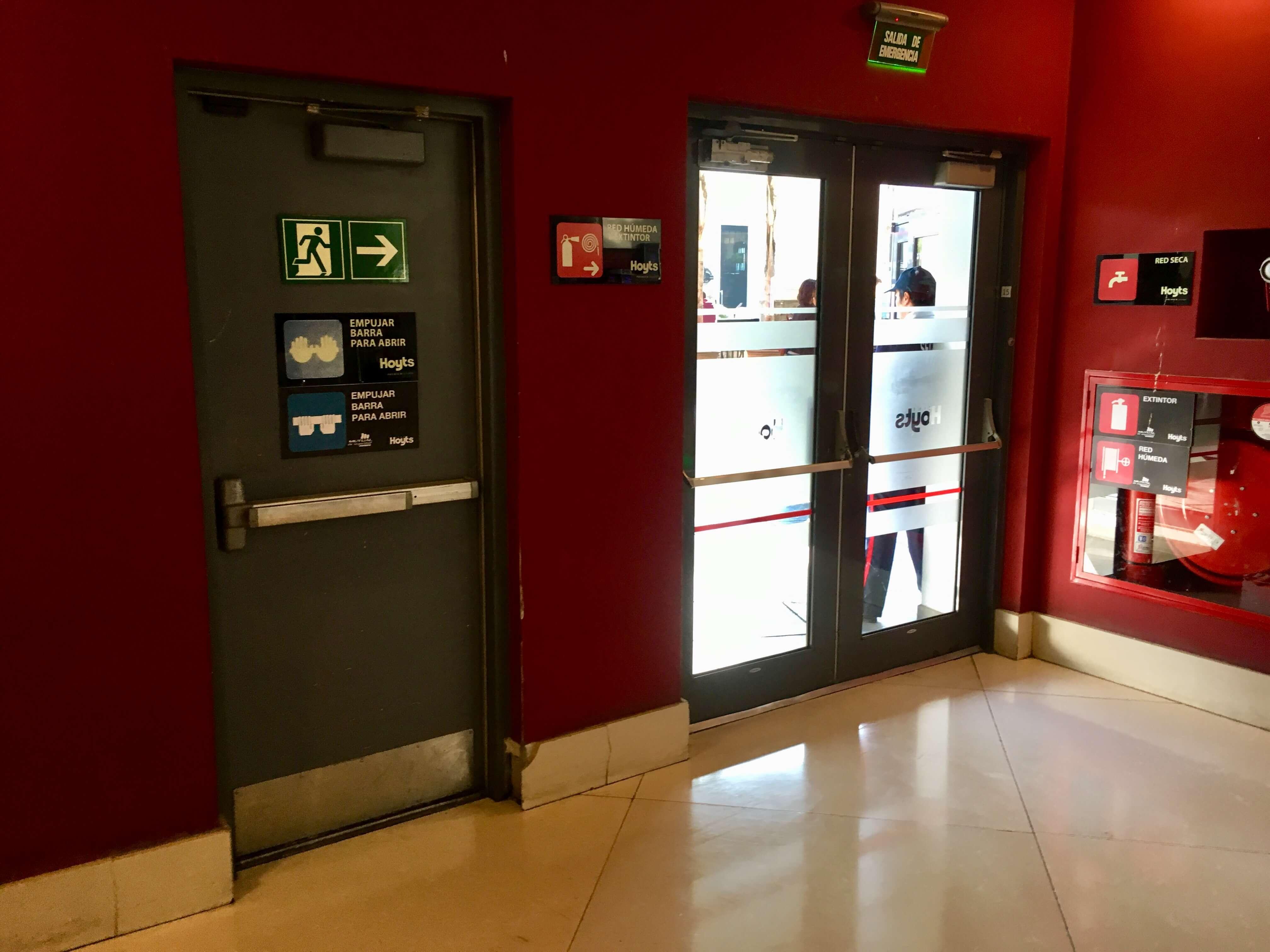 Obras- Puertas de seguridad 3
