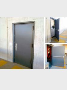 Puertas de emergencia 4 - Protec