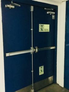 Puertas de emergencia 3 - Protec